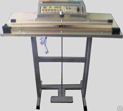 Запаиватель пакетов напольный, импульсный SFTD-1000