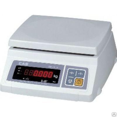 Весы электронные порционные CAS SWII-2