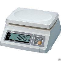 Весы электронные порционные CAS SW I-20