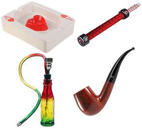 Аксессуары для курения (пепельницы, трубки, электронные сигареты)