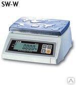 Порционные весы SW-10W