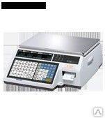 Торговые весы с печатью этикеток CAS (Юж. Корея) CL-5000J-15IB