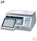 Торговые весы с печатью этикеток CAS (Юж. Корея) LP-15 (1.6)