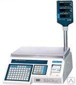 Торговые весы с печатью этикеток CAS (Юж. Корея) LP-15R (1.6)