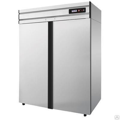 Холодильные шкафы POLAIR STANDART с металлическими дверьми
