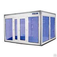 Холодильная камера со стеклом POLAIR