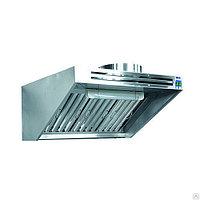 Зонт вентиляционный АБАТ, нержавеющая сталь