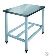 Столы АБАТ (для овощей, для сбора отходов, кондитерские, с тумбой, с ящиками)