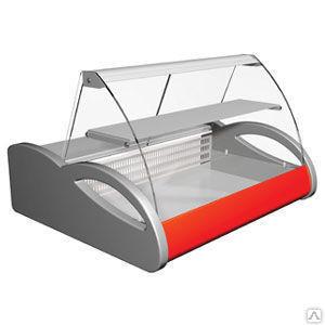 Витрина холодильная настольная вхсн-1.0 Арго