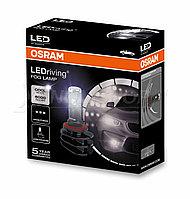 OSRAM Светодиодные противотуманные лампы типа H8/H11/H16, 13W 12V PGJ19-X 6000К