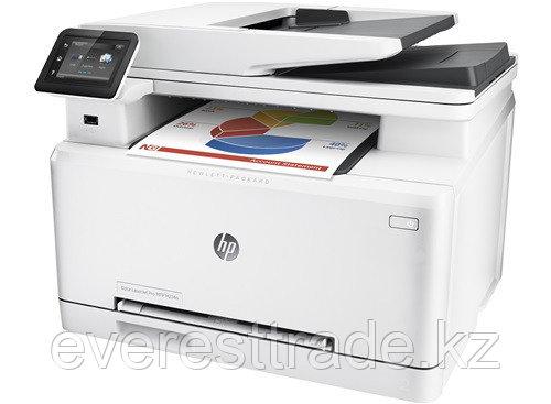 МФУ HP Color LaserJet Pro MFP M274n  (A4) M6D61A