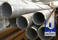 Труба газлифтная 102x10 10Г2 (10Г2А) ТУ 14-3-1128-2000 бесшовная горячекатаная