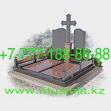 Дизайн могилы на кладбище, фото 3