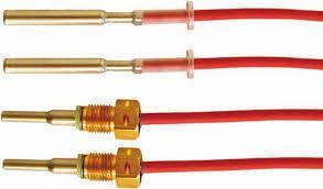 Термопреобразователи сопротивления и датчики температуры PT100 PT500