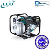 Мотопомпа бензиновая LGP 30-W LEO | Ø 80 мм, max 25 м, 50000 л/час