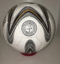 Футбольный мяч Star кожаный сшитый, фото 2