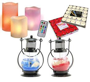 Ароматизированные и подарочные свечи