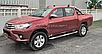 Дуга из нержавеющей стали для пикапа Toyota Hilux Revo (Тойота Хайлакс), фото 6