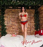 Сексуальный новогодний комплект, фото 1