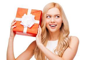 Подарки для женщин!