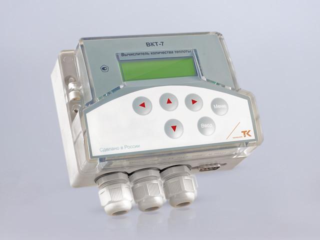 Тепловычислитель ВКТ 7М01