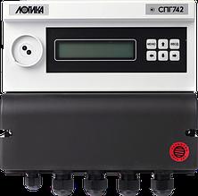 Корректор объема газа СПГ 742