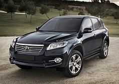 Пороги, подножки Toyota Rav 4, Long 2010-2013
