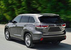 Пороги, подножки Toyota Highlander 2010-2013