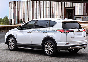 "Порог-площадка ""Premium"" Toyota Rav 4 2015-"