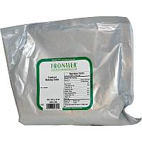 Frontier Natural Products Чистая пищевая сода, без глютена,  (453 г)