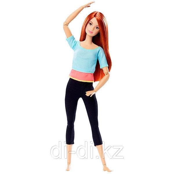 """Barbie Барби серия """"Безграничные движения"""" Кукла барби Рыжая"""