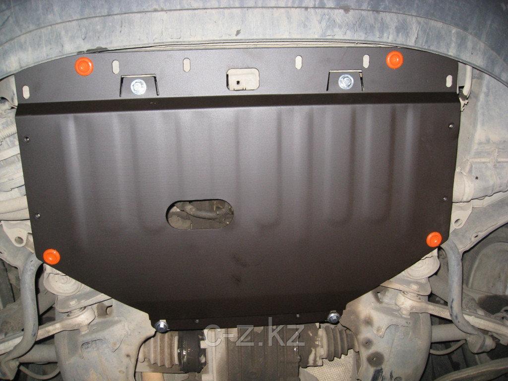 Защита картера Audi A4 B6 2001 - 2006
