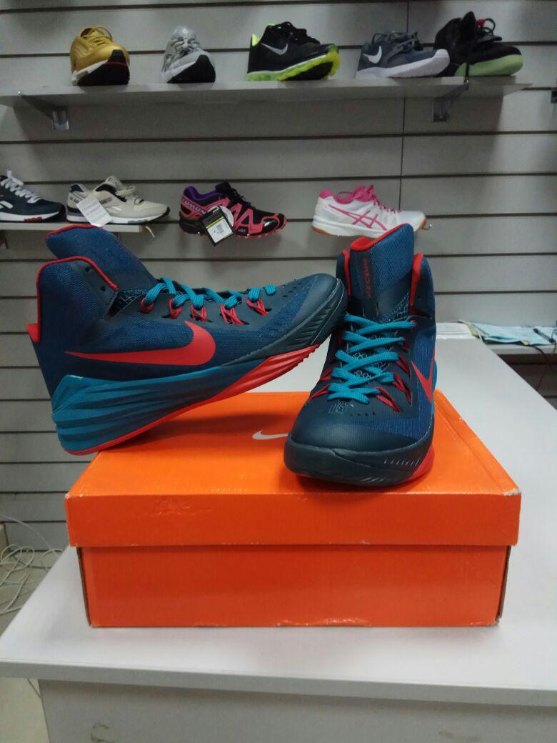 Баскетбольные кроссовки Nike Lunar Hyperdunk 2014
