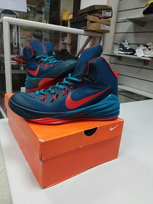 Баскетбольные кроссовки Nike Lunar Hyperdunk 2014, фото 2