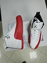 Баскетбольные кроссовки Nike Air Jordan XII (12) Retro, фото 2