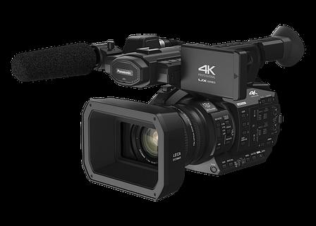 Профессиональный 4K камкордер Panasonic AG-UX90, фото 2