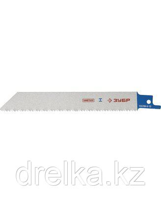 Полотно ЗУБР ЭКСПЕРТ S922VF к саб эл.ножов Bi-Met,универс c перем шаг зуб, труб до 2,130/1,8-2,5мм, фото 2