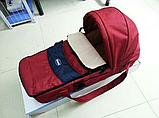 Мягкая сумка-переноска для детей Chicco, фото 8