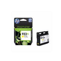HP 933XL увеличенной емкости, Желтый струйный картридж (CN056AE)