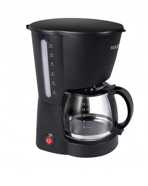 Кофеварка MARTA MT-2113 / Черный жемчуг