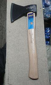 Топор с деревянной ручкой 800гр