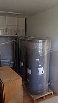 Солнечная водонагревательная станция Kingspan Thermomax HP400, мощностью 14,53 кВт в детском саду с. Акши, Алматинская обл 11