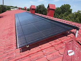 Солнечная водонагревательная станция Kingspan Thermomax HP400, мощностью 14,53 кВт в детском саду с. Акши, Алматинская обл 19