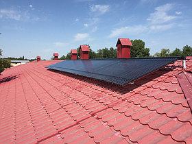 Солнечная водонагревательная станция Kingspan Thermomax HP400, мощностью 14,53 кВт в детском саду с. Акши, Алматинская обл 20
