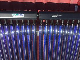 Солнечная водонагревательная станция Kingspan Thermomax HP400, мощностью 14,53 кВт в детском саду с. Акши, Алматинская обл 24