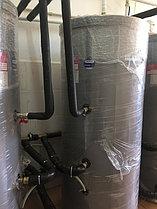 Солнечная водонагревательная станция Kingspan Thermomax HP400, мощностью 14,53 кВт в детском саду с. Акши, Алматинская обл 27