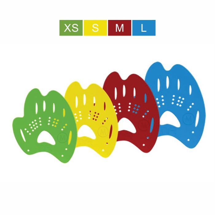 Лопатки для плавания TYR Mentor 2 Training Paddles