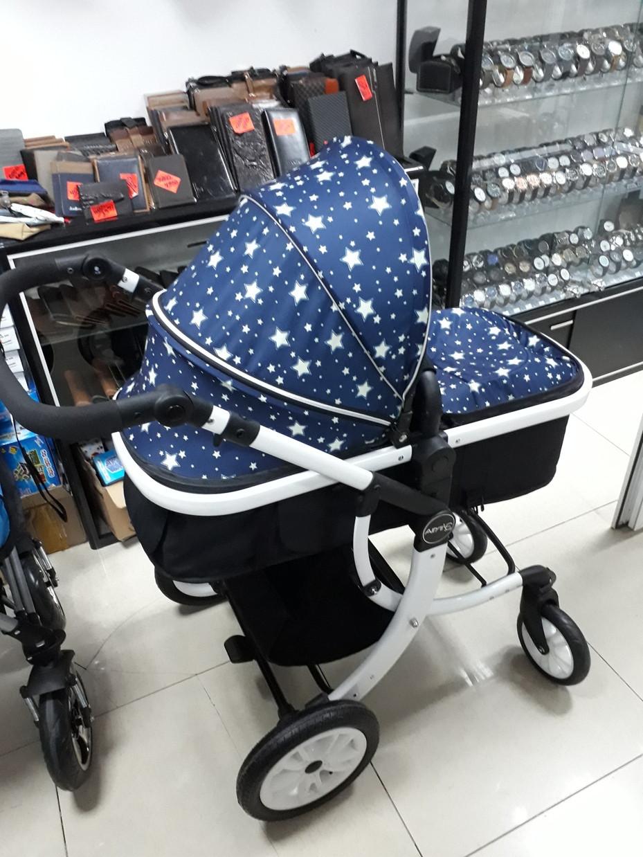 Детская коляска трансформер Амели