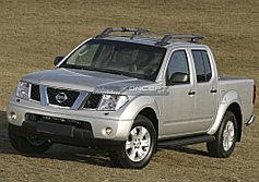Пороги, подножки Nissan Navara 2005-2010