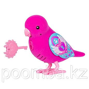 Интерактивная птичка Little Live Pets - Princess Whispers (звук, запись), фиолетовая
